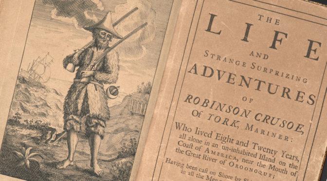 Les sociologies relationnelles contemporaines : Notes à partir de Robinson Crusoé