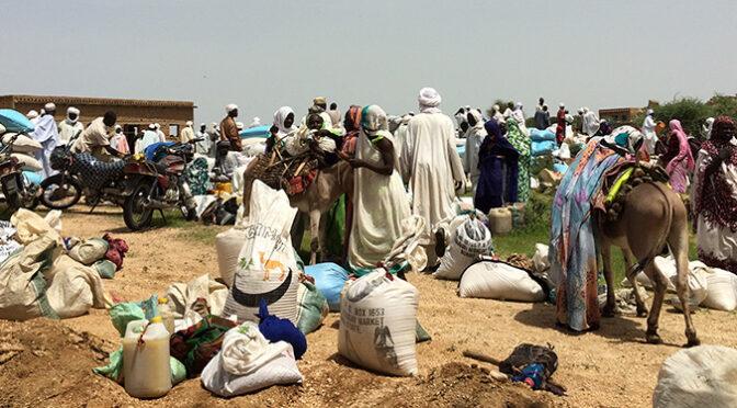L'Humanitaire dans la Globalisation
